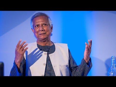 The Future of Finance - Professor Muhammad Yunus