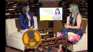 Un Café Con Gabriela Cerda