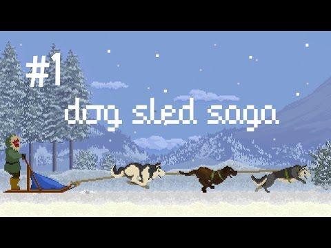 MUSH MUSH! - SLED DOG SAGA (EP.1)