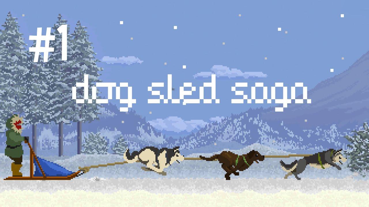 Sled Dog Saga, Episode 1 - YouTube