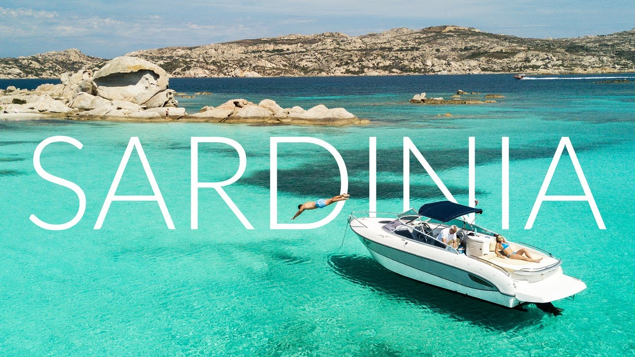 Sardinia Italy The Bluest Water In The World Youtube