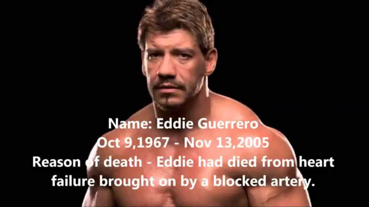 Wwe Wrestlers Who Died In The Ring