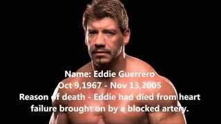 wwe dead wrestlers 2014