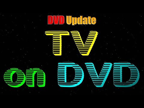 TV on DVD Update!