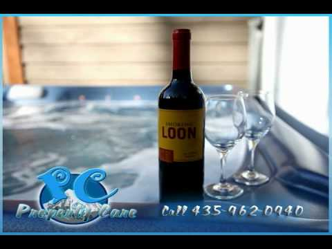 Park City Hot Tub Service - Property Management - Park City Property Care
