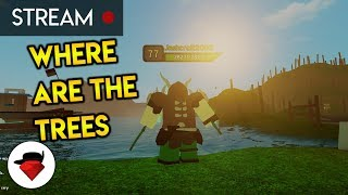 Dungeon Quest But The Trees Are Gone (fr) Quête de donjon [ROBLOX]