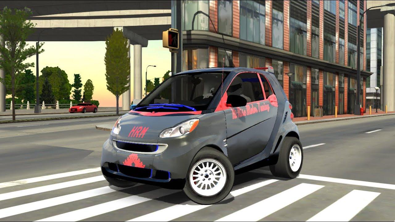 Smart Car Speed Test!   Car Parking Multiplayer
