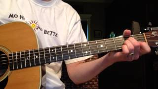 """""""Let Me Kiss You"""" by Morrissey (Guitar Chords)"""