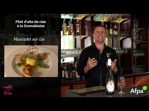 Accord met & vin - Filet d'aile de Raie à la grenobloise