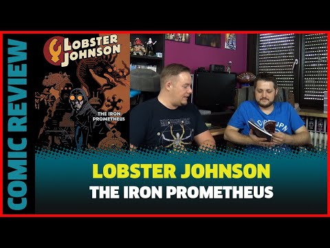 lobster-johnson-vol.-1-the-iron-prometheus-comic-review