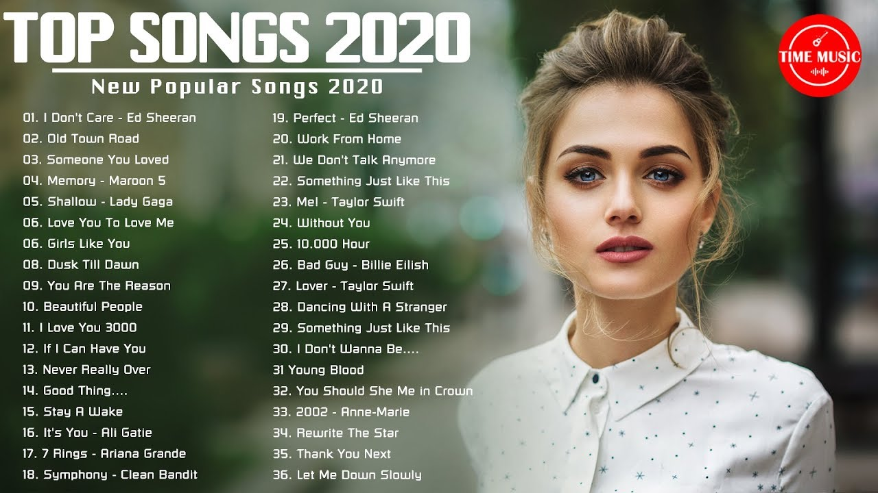 Top Hits 2020 💚 Top 40 Popular Songs Playlist 2020 💚 Best English Music Collection 2020