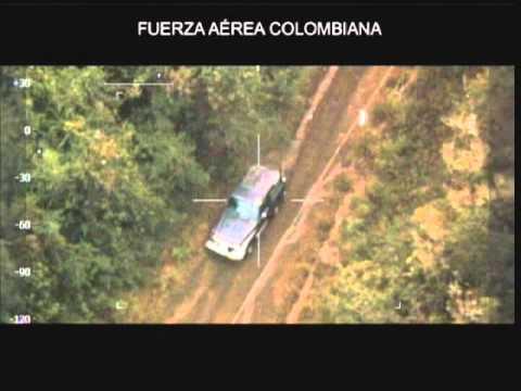 Fuerza Aerea determinante en evitar la toma del cerro Santana