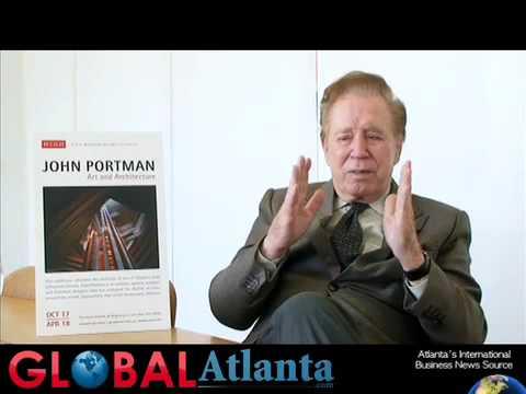 John Portman Reflects on His Life's Work