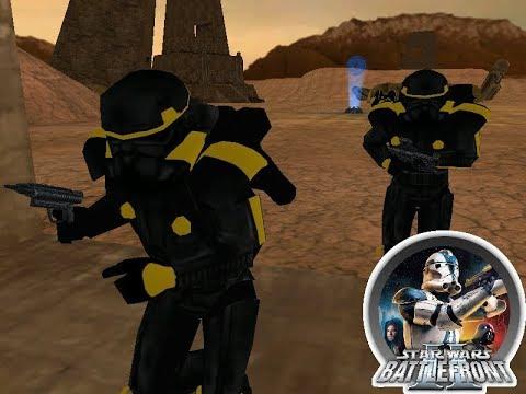 Dark Nova Trooper Swbf2 Youtube