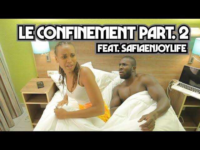 Best Of SafiaLe Confinement Part. 2 Feat SafiaEnjoyLife