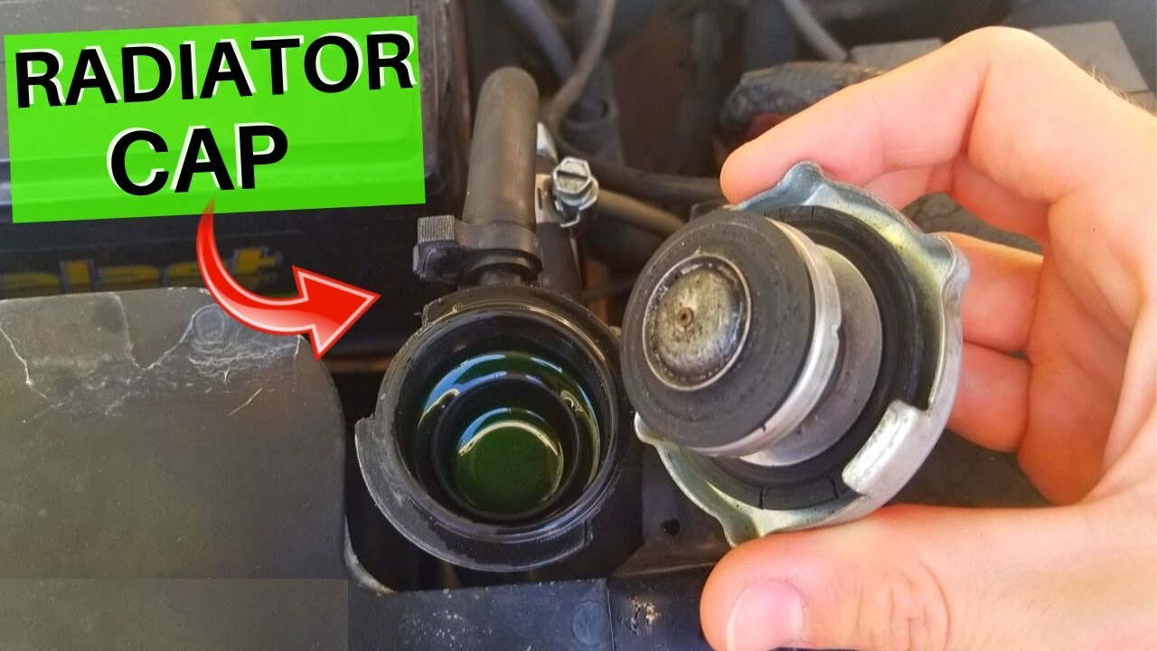 Bad Radiator Cap Symptoms >> Coolant Loss Or Overheating Could Be A Bad Radiator Cap Jonny Diy