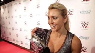 Charlotte über ihre erste Deutschland-Tour: WWE Live in Leipzig