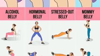 Belly Fat Workout - Team Fitness Training