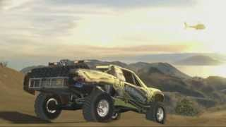 Baja Edge of Control: Jesse James VS Robbie Gordon