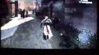 Assassin's Creed - Free Running and Chase Sequence