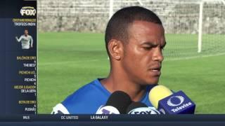 La selección nacional de Honduras reconoce que el Tri pasa por un buen momento