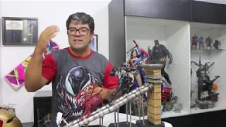 UNBOXING Venom 1/10 Iron Studios By Rafael Albuquerque