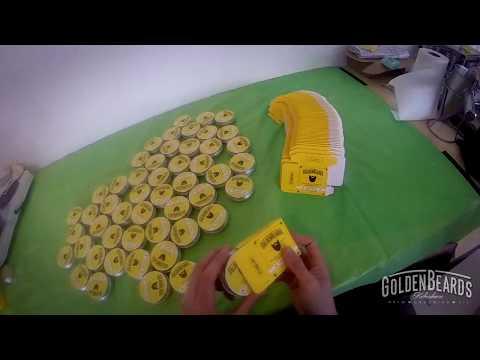 Golden Beards - How it's made Big Sur Balm?