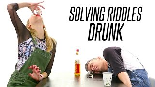 Download Co-Workers Drunkenly Solve Riddles Mp3 and Videos