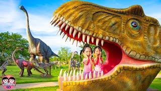 หนูยิ้มหนูแย้ม   ตะลุยดินแดนไดโนเสาร์ Dinosaur