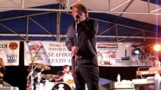 Eddie Money - Everybody Rock n Roll The Place @ Pompano Beach Seafood Fest 2010