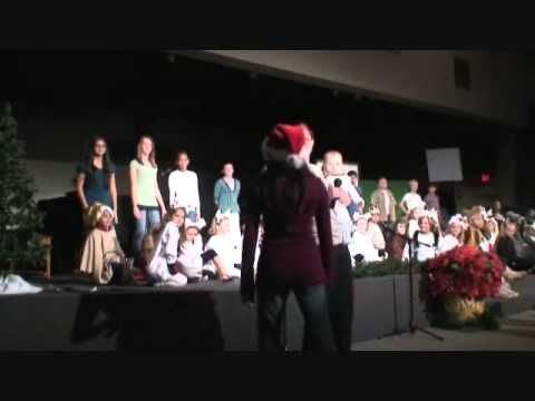 YouTube: Happy Birthday Jesus, Antelope Christian Academy Pt 3