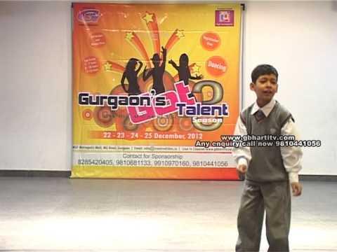 Gurgaon's Got Talent 3: Auditions @ St.PBN Public School Part 1