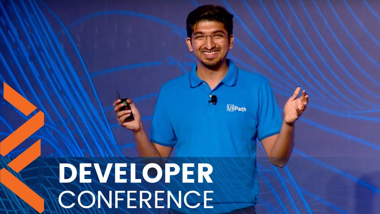 UiPath DevCon 2019: Academy and Community