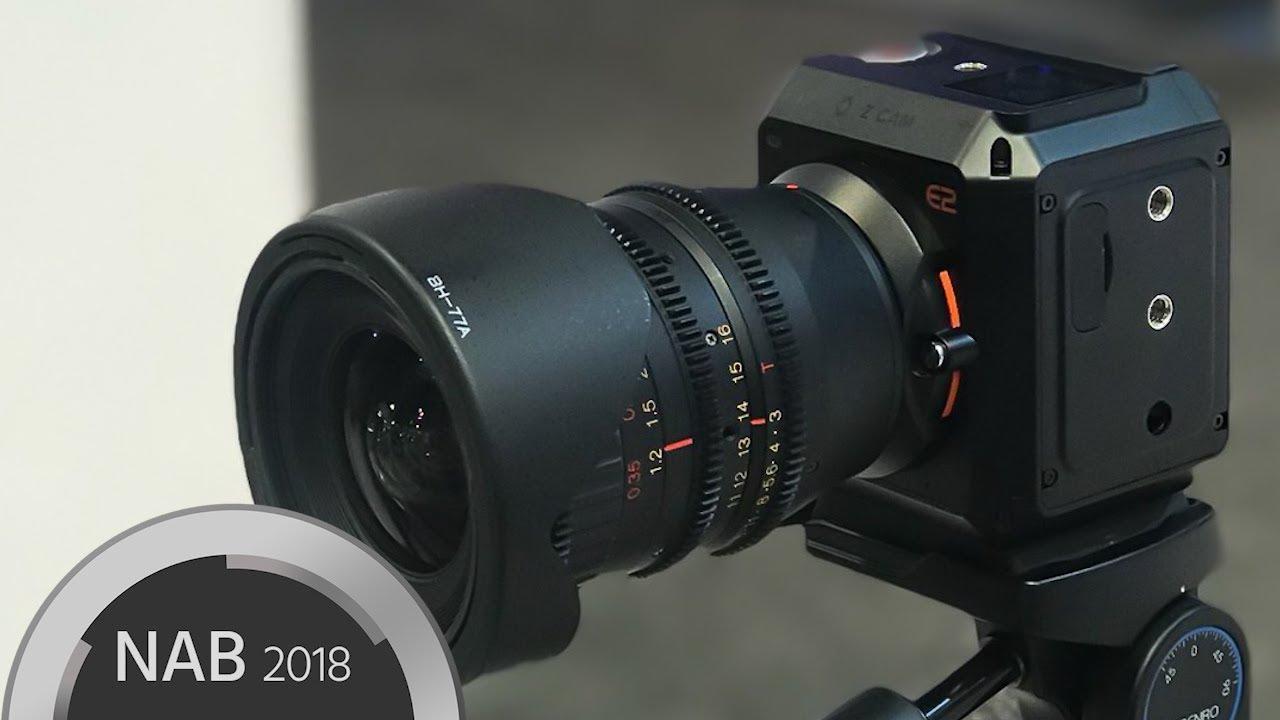 Z Cam E2 - A New Micro Four Thirds Camera Capable of