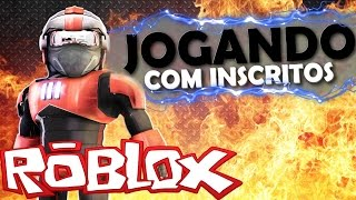 ROBLOX-Playing with subscribers