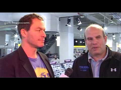 The Wire - David Simon And Dominic West Interview