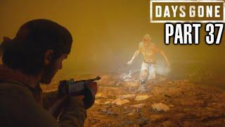 Days Gone Reacher Fight - Gameplay Walkthrough Part 37 - PS4 Review