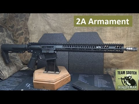 BLR-16 GEN 2 AR15 RIFLE