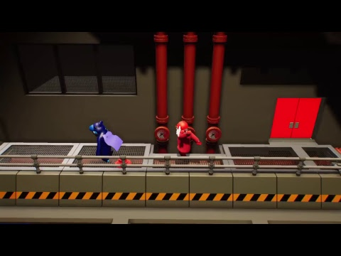 [Live streaming] Gang Beasts online Gang Battle