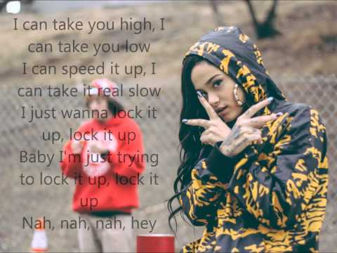 Marc E. Bassy ft. Kehlani - Lock It Up (OnScreenLyrics)