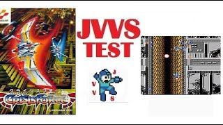 CrisisForce Nintendo Nes JVVS TEST