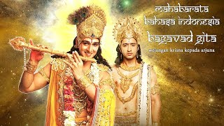 Video MAHABARATA BAGAVAD GITA (wejangan krisna kepada arjuna) download MP3, 3GP, MP4, WEBM, AVI, FLV November 2018