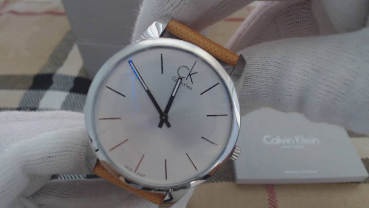 13fa4b8671 Men's Watches Calvin Klein Men's Men's Calvin Klein Watch ck K2G21138