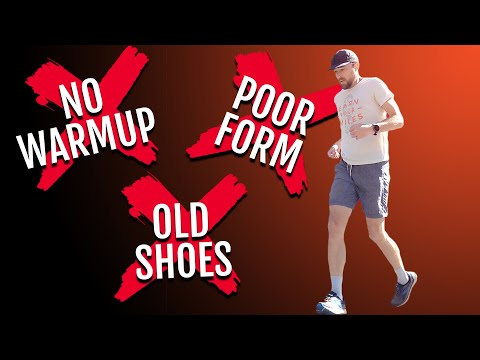 10 Running Mistakes You're Probably Still Making