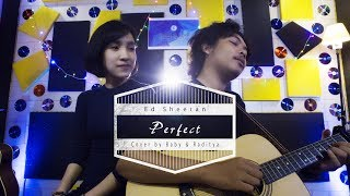 Video Ed Sheeran - Perfect (Cover by Baby Amelia feat. Raditya) download MP3, 3GP, MP4, WEBM, AVI, FLV Oktober 2017