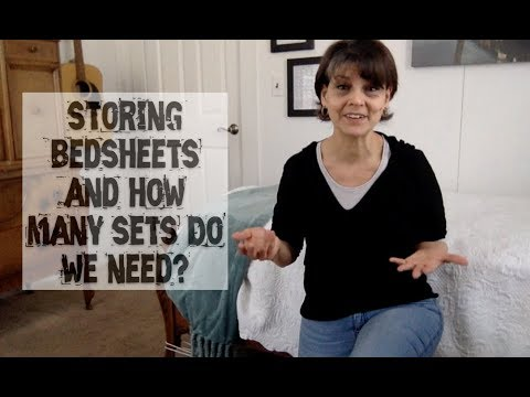 Best Place to Store Sheets