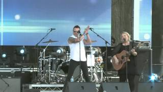 """Don't give up"" Shannon Noll/Lyn Bowtell Resimi"