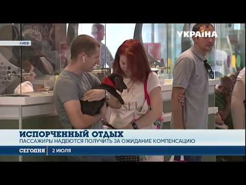 Испорченный отдых. Украинские туристы застряли в аэропортах Грузии, Израиля, Абхазии