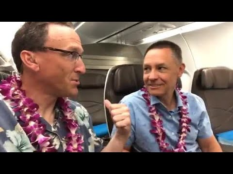 Mazzy - Sacramento Now Has Flights To Hawaii.....