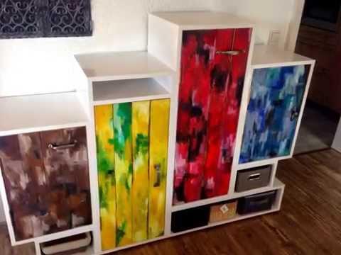 m bel sideboard mdf palettenholz do it yourself selber bauen. Black Bedroom Furniture Sets. Home Design Ideas